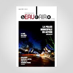 La tribune de RPB dans le bulletin municipal (jan/fév 2013)