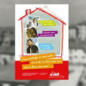 Lettre au président de la CNL du Gard (Condéfération Nationale du Logement)