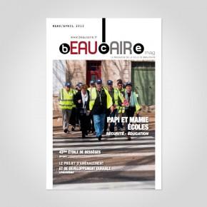 La tribune de RPB dans le bulletin municipal (mars/avril 2013)