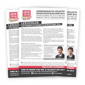 Tract n°5 : l'éducation à Beaucaire