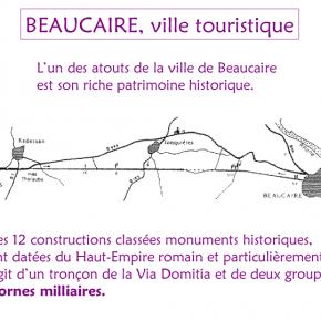 Beaucaire ville touristique!