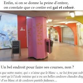 C'est aussi Beaucaire… Le quartier de la Moulinelle