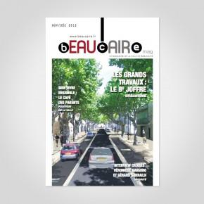 La tribune de RPB dans le bulletin municipal (nov 2012)