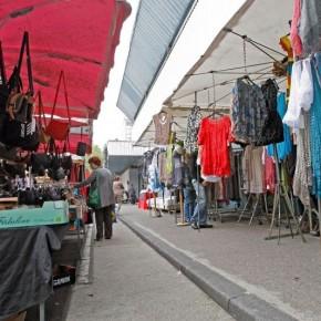 Réorganisation autoritaire des marchés de Beaucaire