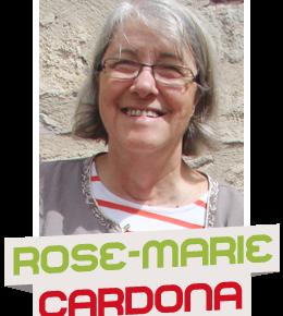 Disparition de Rose-Marie Cardona